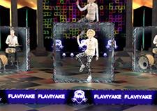 Electronic Boy- Flaviyake