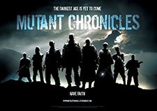 The Making of 'Mutant Chronicles'
