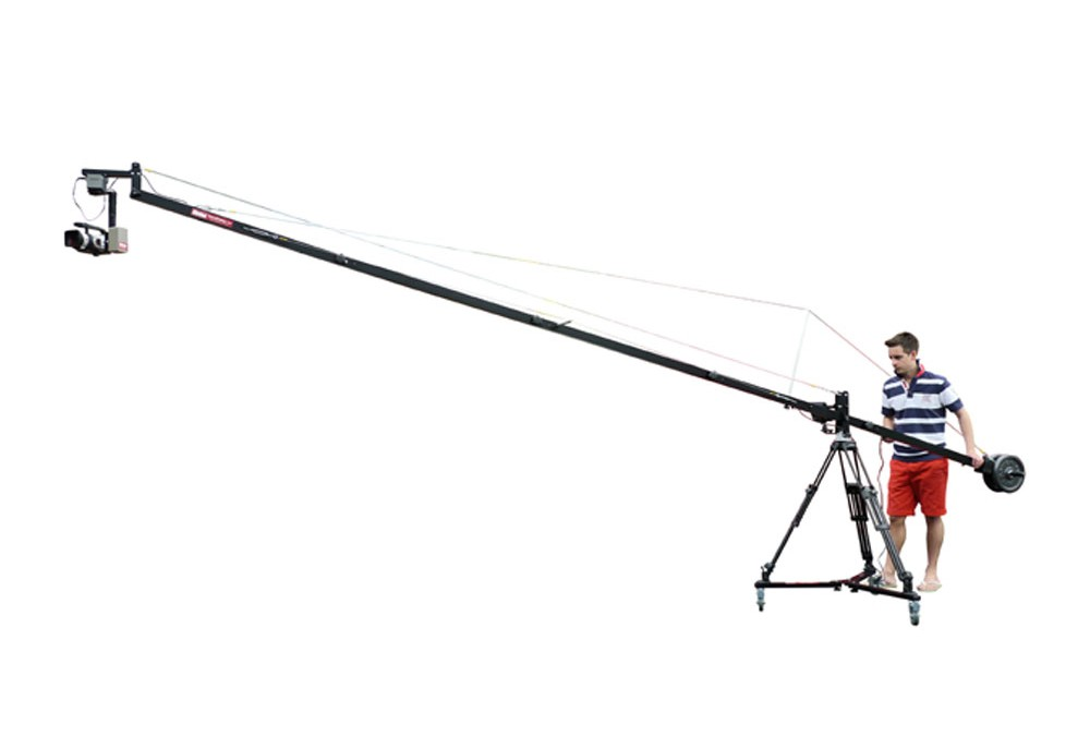 Hague K18-UPH CamCrane with Powerhead
