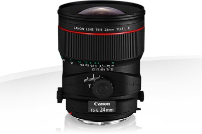 24mm Canon Tilt shift lens F3.5