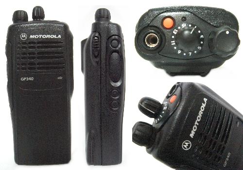 Motorola GP340 Radio Set